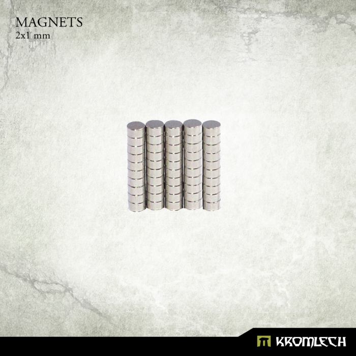 New Release ! Neodymium Disc Magnets 2x1mm