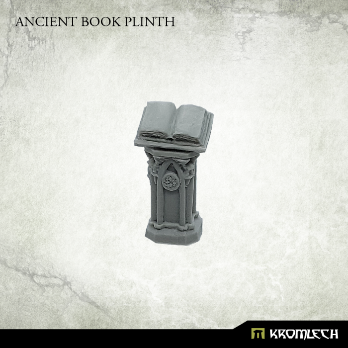 New Release ! Ancient Book Plinth