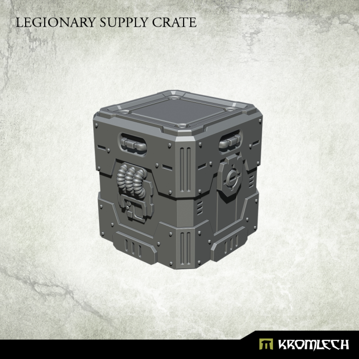 New Release ! Legionary Supply Crate