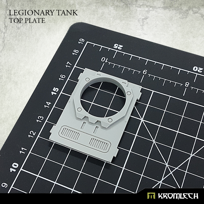 New Release ! Legionary Tank: Top Plate