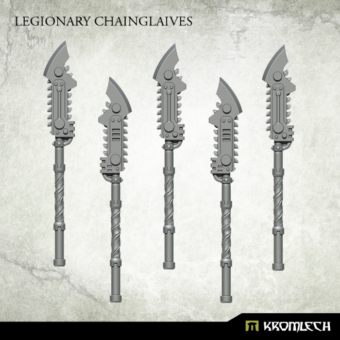 New Release ! Legionary Chainglaives