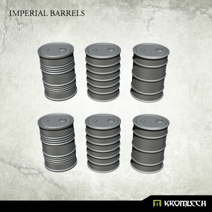 New Release ! Imperial Barrels