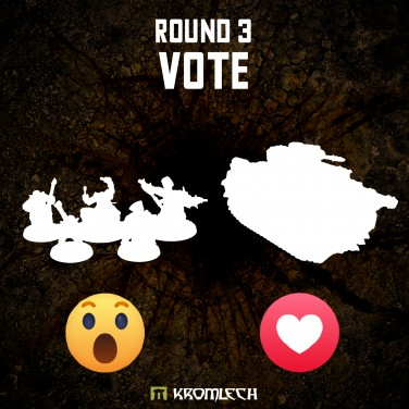 #3 Round of Reveal Contest - First Battle!