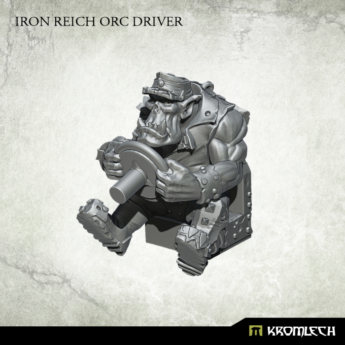 New Release ! Iron Reich Orc Driver