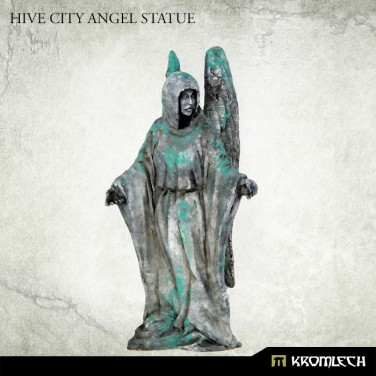 New Release ! Hive City Angel Statue
