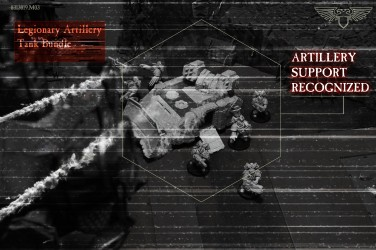 Fight the Beast - Legionary Artillery Tank