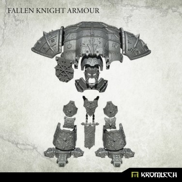New release! Fallen Knight Armour