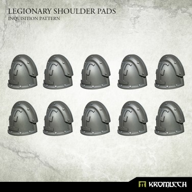 New release! Legionary Shoulder Pads - Inquisition Pattern