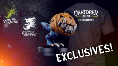 Product Focus: Halloween Special & T-shirts