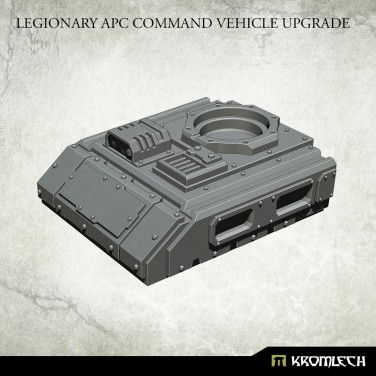 New Legionary release - Command Vehicle Upgrade