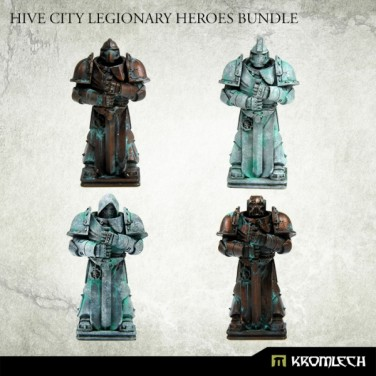New Bundle ! Hive City Legionary Heroes