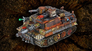 Product Focus: Orc Tigerwagon