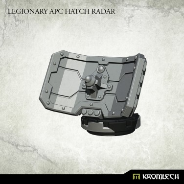 New release! Legionary APC Hatch Radar