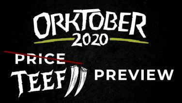 Orktober - Price & set previews