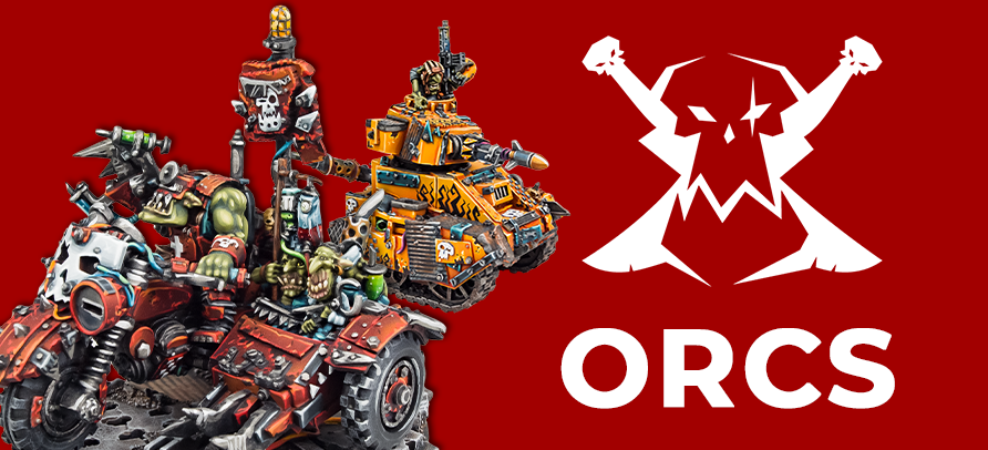 Product line focus: Orcs